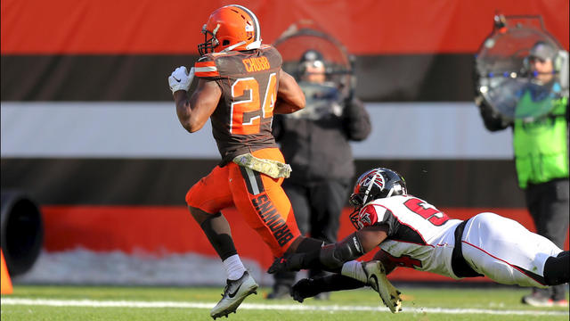 Highlights: Falcons at Browns