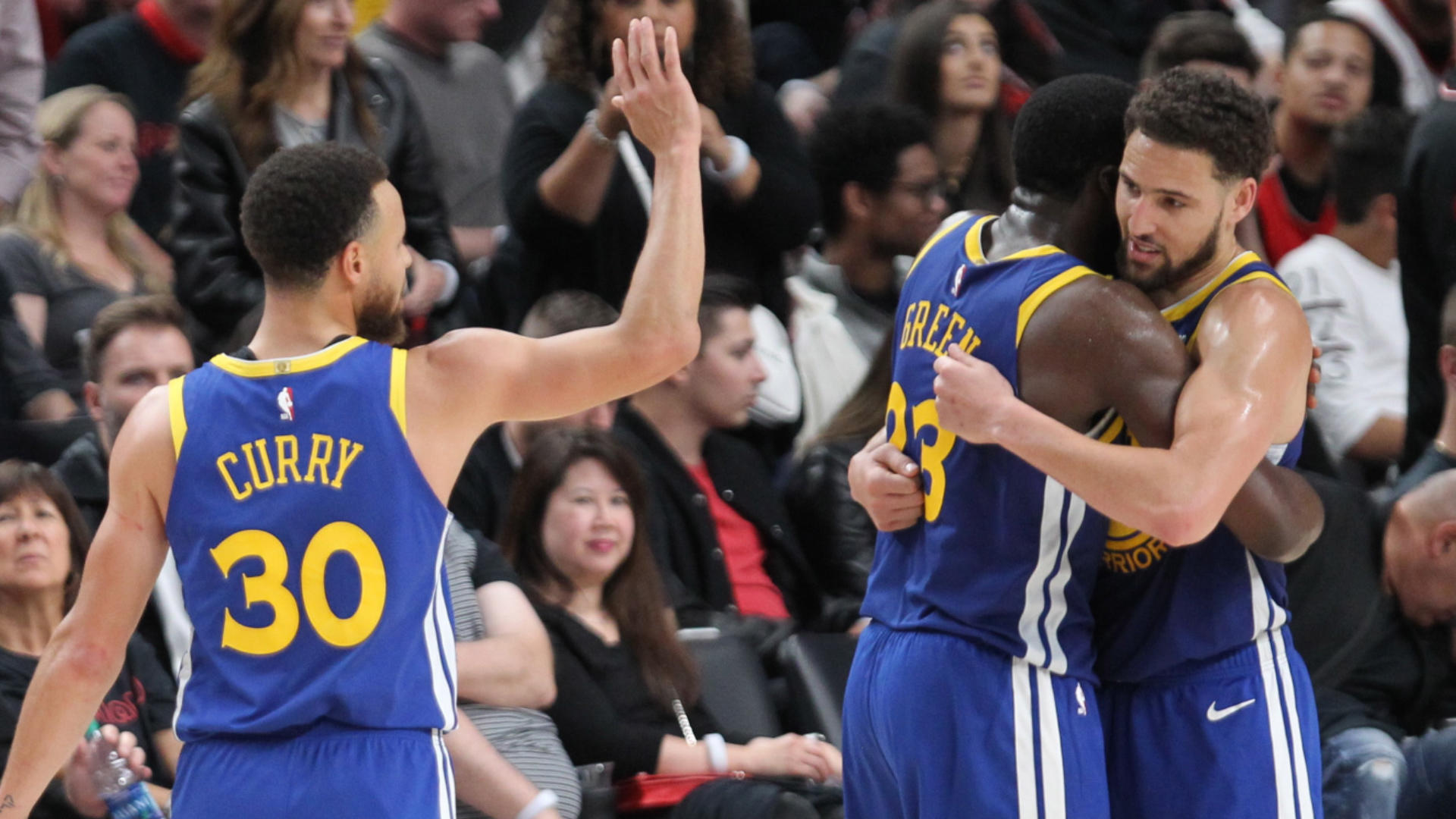 2019 NBA Playoffs: Watch Warriors vs. Trail Blazers Game 4, live updates, online stream, TV channel, date, time, odds