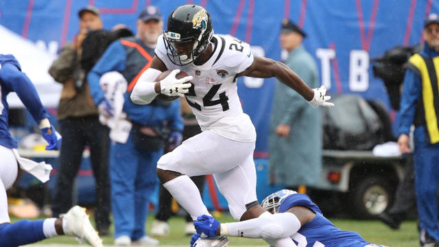 Buffalo Bills sign running back T.J. Yeldon
