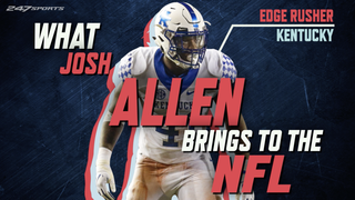 bfe38b64ff9 Josh Allen to wear No. 41 with Jaguars