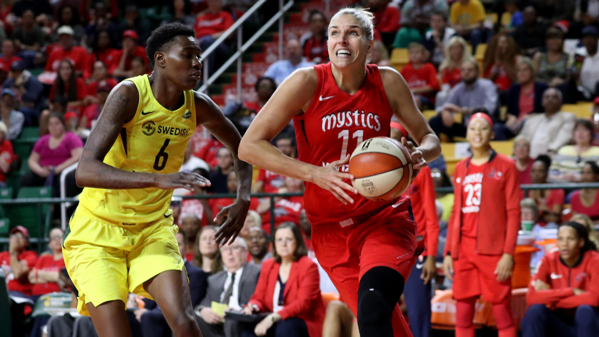 WNBA DFS: Sylvia Fowles and top picks for May 25 FanDuel, DraftKings lineups