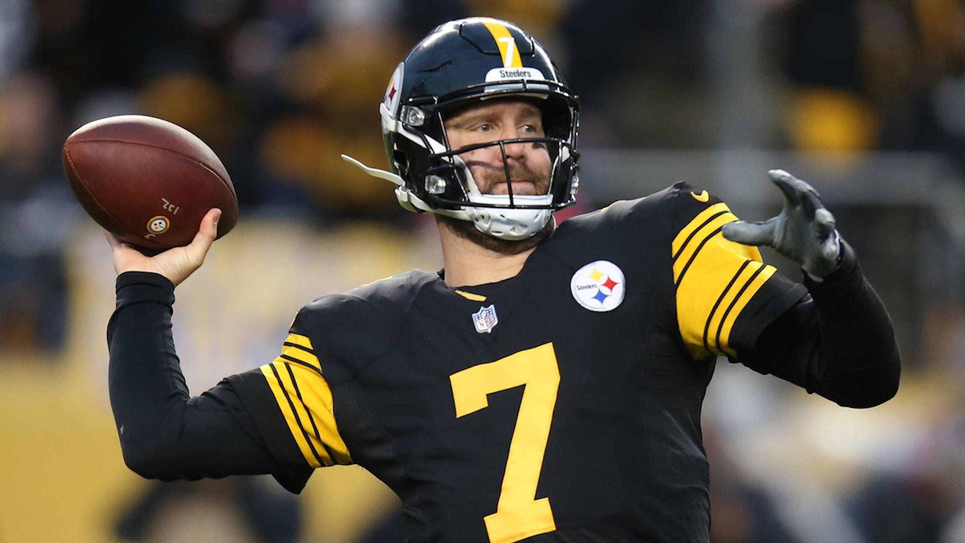 Steelers lock up Ben Roethlisberger through 2021 with two-year extension