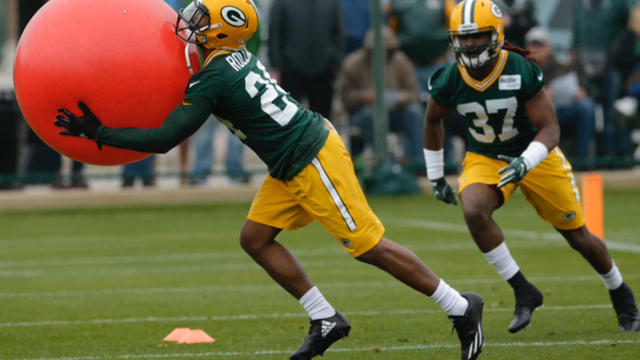 Why the Packers secondary will make great improvements in 2017