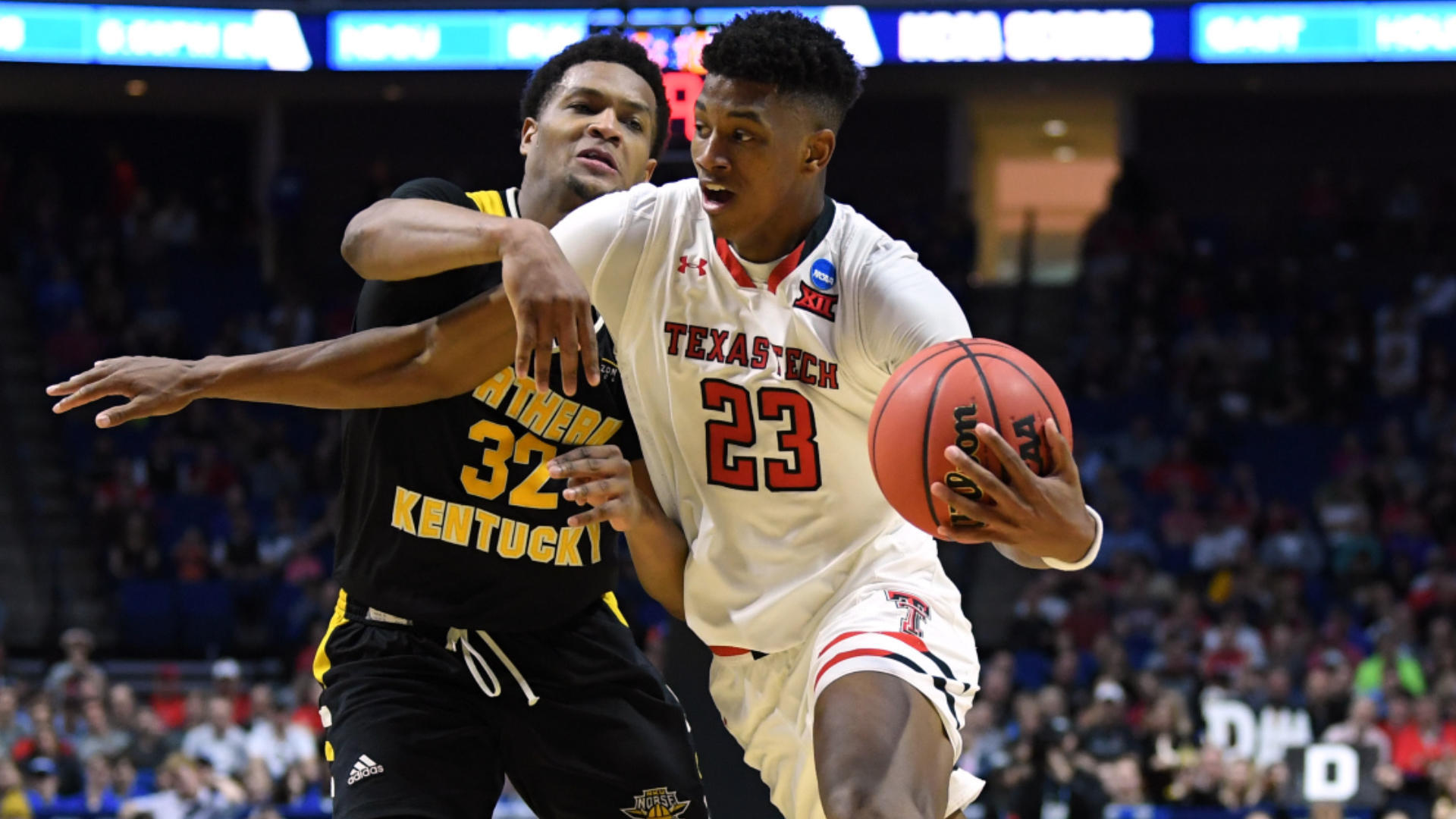 2019 NCAA Tournament bracket: Texas Tech vs. Buffalo odds, picks, predictions from proven model on 11-5 run