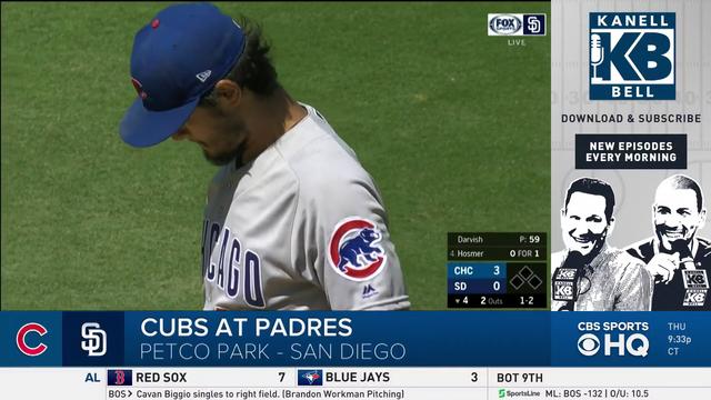 MLB: Highlights: Cubs at Padres - Video - CBSSports com