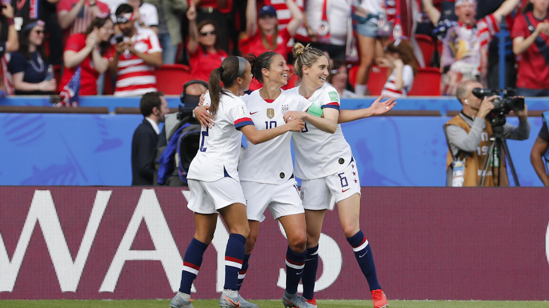 2019 Women's World Cup schedule, dates, bracket, watch on TV, live stream info, start times: USWNT makes knockout stage