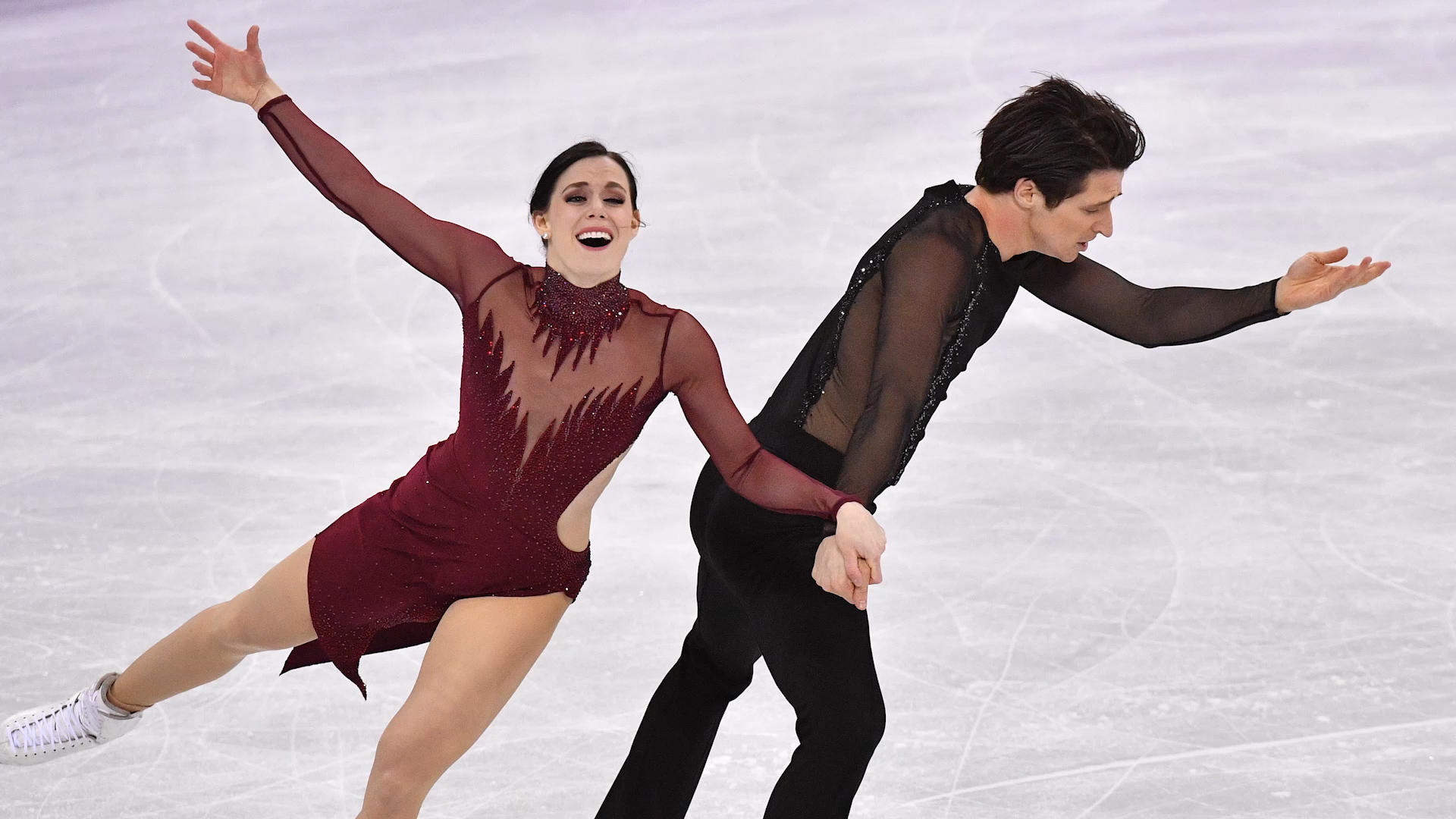 Why isn't Ashley Wagner competing in figure skating at the Winter Olympics?