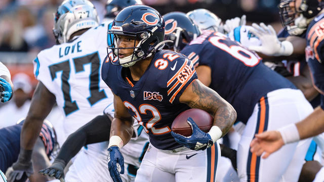 d0473d49 NFL: Chicago Bears: Player Profile: David Montgomery - Video ...