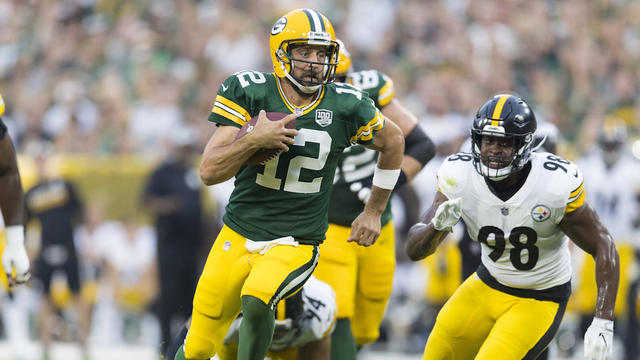 Aaron Rodgers and Packers working on extension