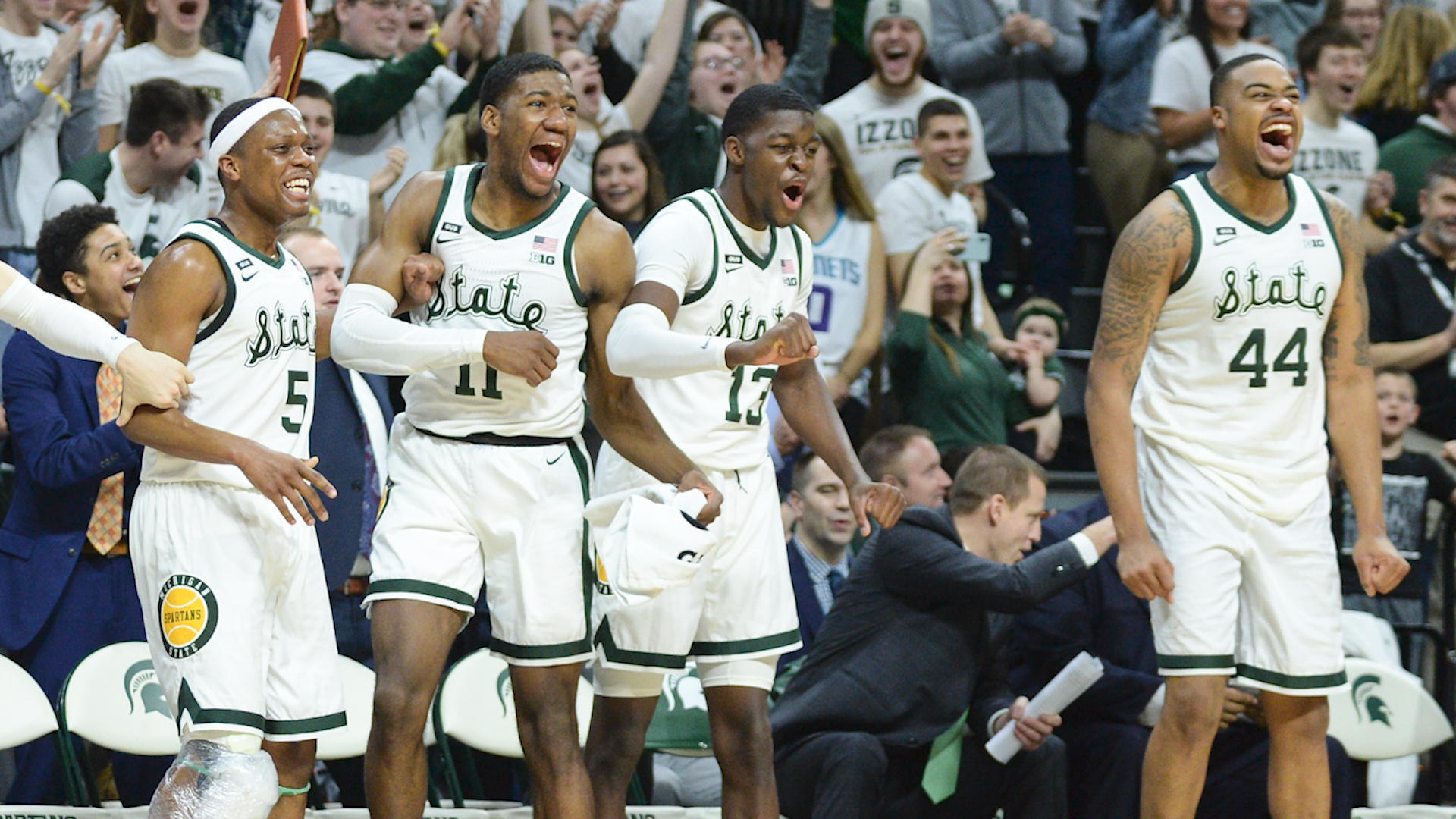 Michigan State vs. Ohio State odds, line: College basketball picks, predictions from proven model on 99-67 run
