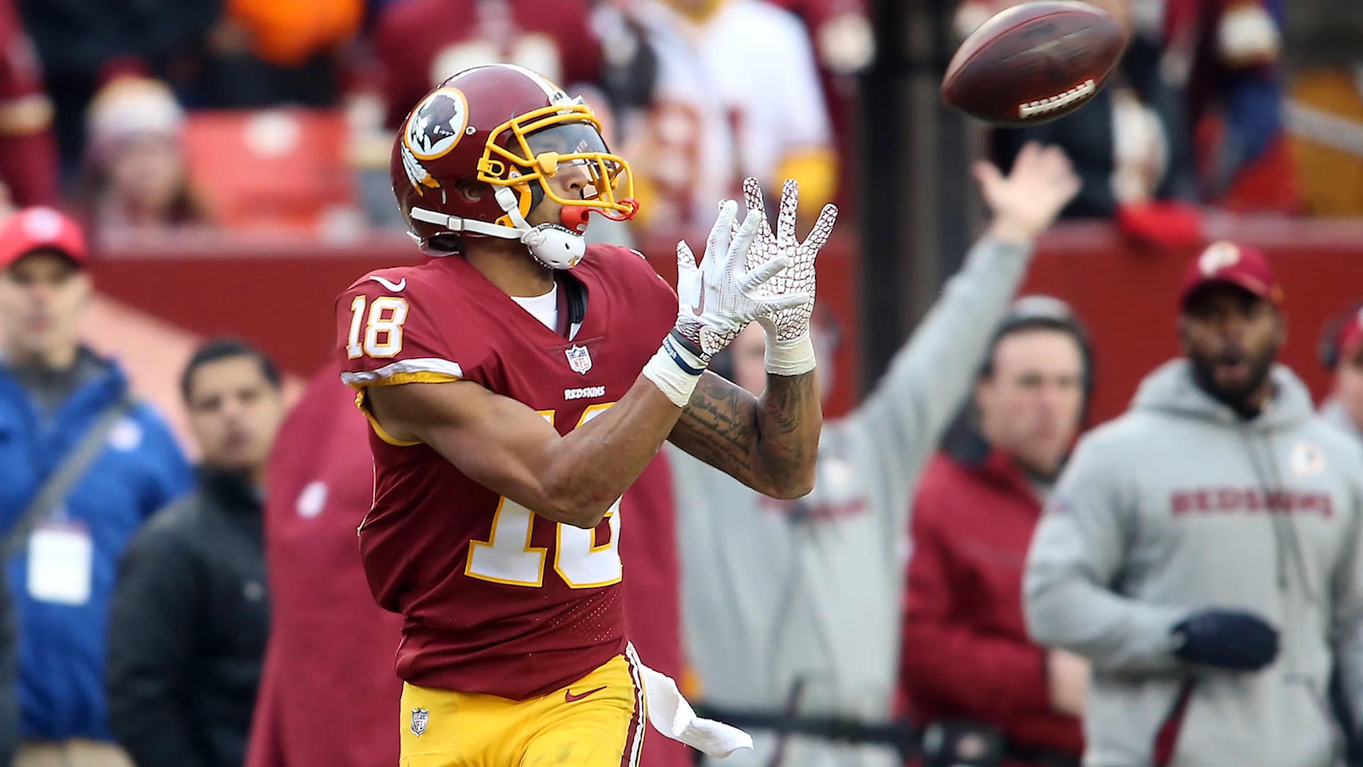 2018 Fantasy Football Draft Prep: No. 3 receivers with starter potential