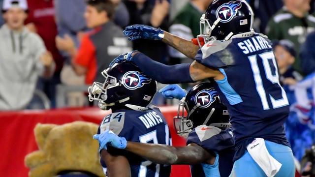 77ce78e9 NFL: New York Jets: Booth Recap: Titans complete second-half ...