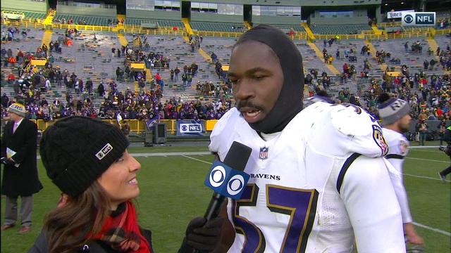 WATCH: Mosley points to consistency as to why Ravens defense was so good