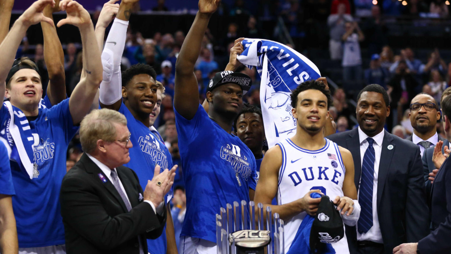 March Madness live stream: Watch 2019 NCAA Tournament basketball streaming free online Friday