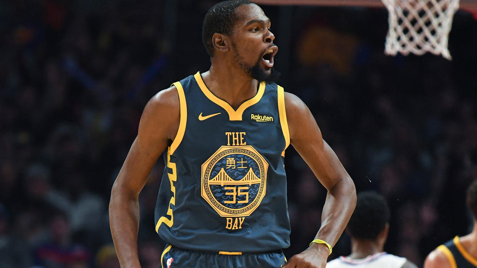 Warriors suspended Draymond Green for daring Kevin Durant to leave in free agency, report says