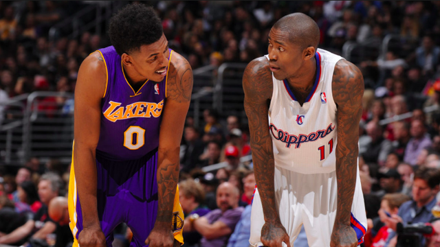 9dd4c759f NBA  Lakers should consider signing Jamal Crawford or Nick Young ...