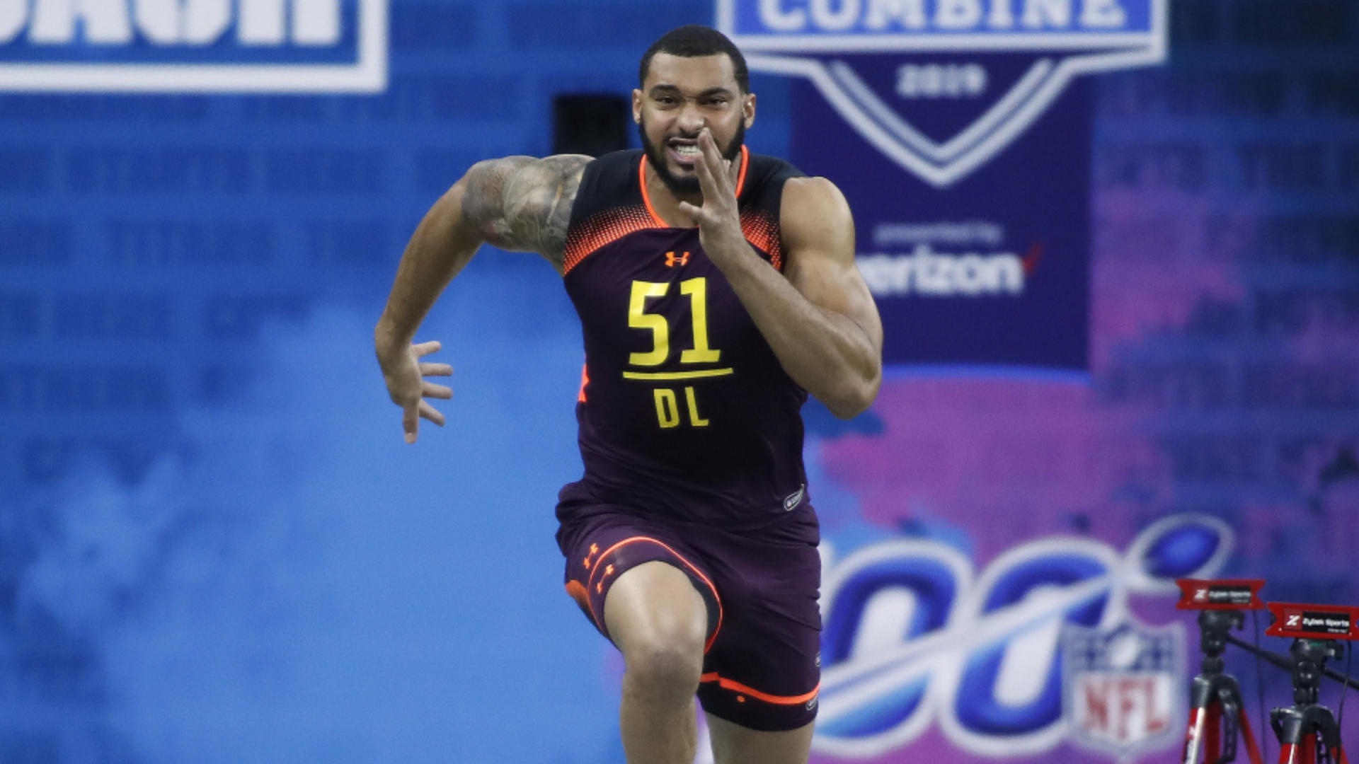 2019 NFL Draft Grades: Redskins get a B for taking Montez Sweat after trading back into the first round
