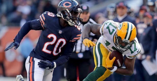 NFL  Packers QB Aaron Rodgers on Pro Bowl WR Davante Adams ... c39946327