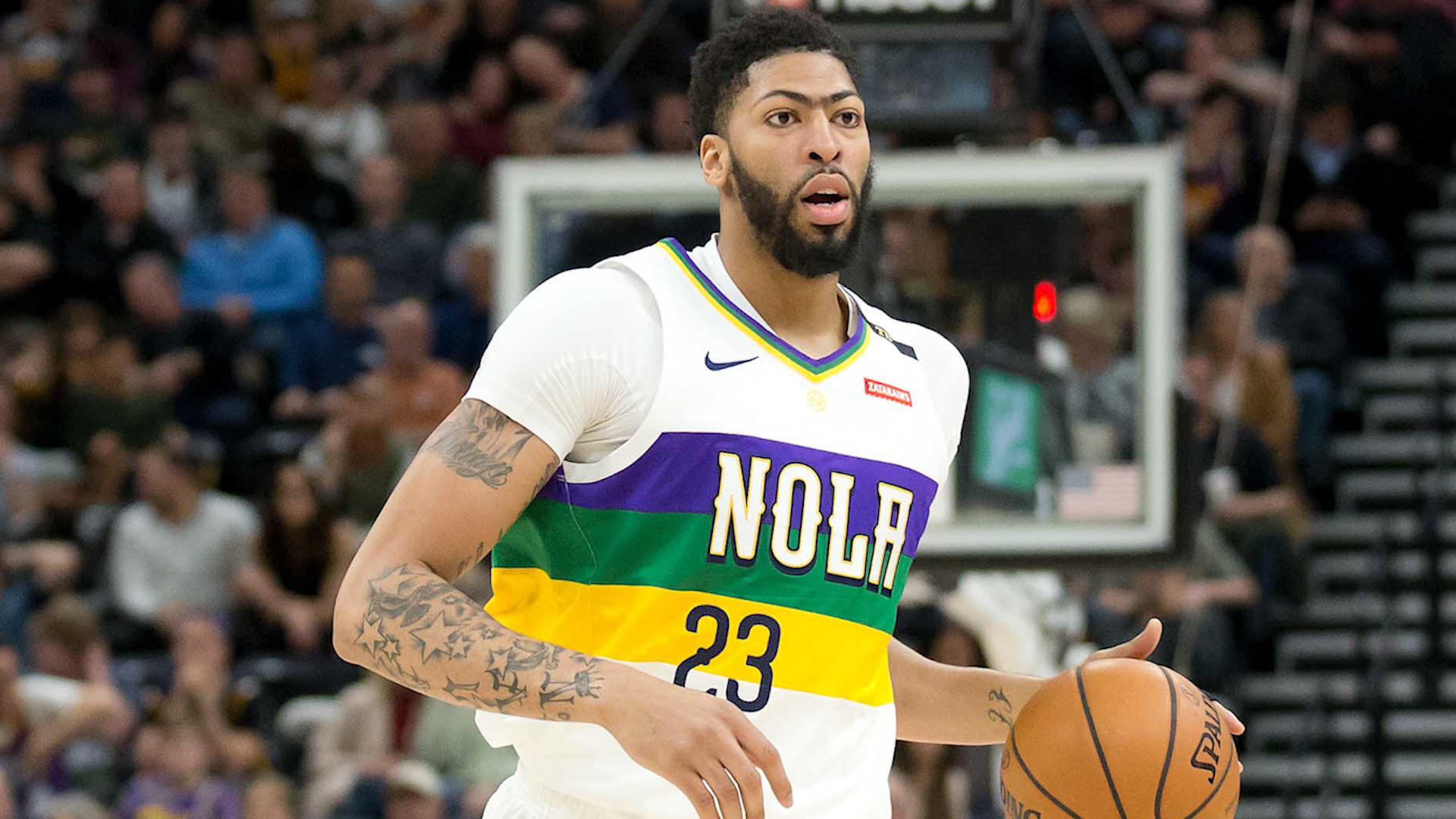 NBA title odds: Anthony Davis trade makes Lakers favorite to win 2020 championship; Warriors have sixth-best chances