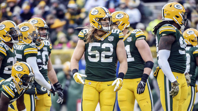 Pete Prisco's Power Rankings: No. 6 - Packers