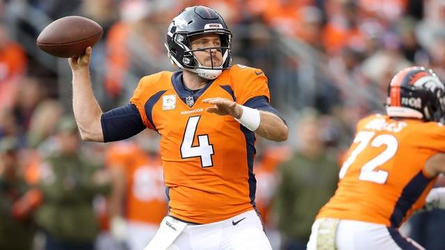 NFL  Denver Broncos  Boomer Esiason and Phil Simms Week 11 ... 99932d490
