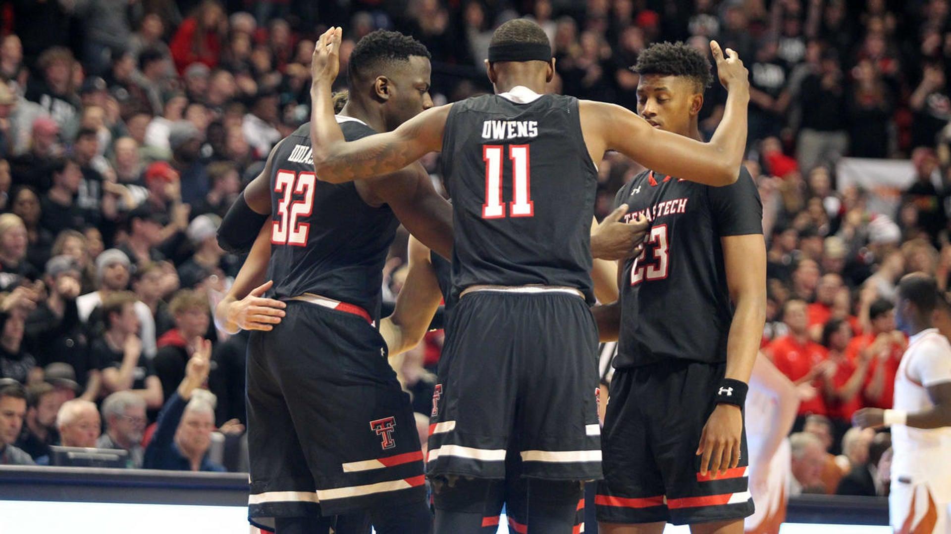 2019 NCAA Tournament: Texas Tech vs. Northern Kentucky odds, picks, predictions from model on 11-5 run