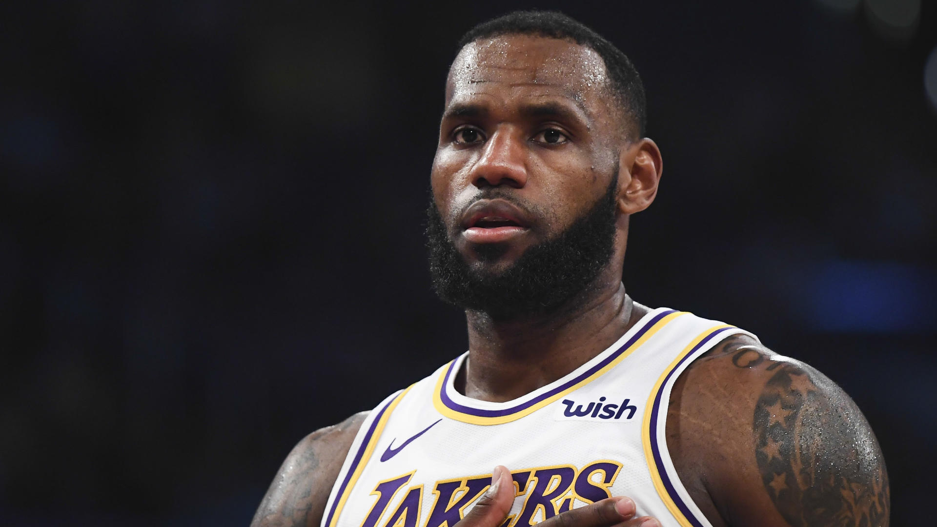 NBA scores, highlights: Bucks best Celtics while LeBron rallies Lakers past Harden and Rockets