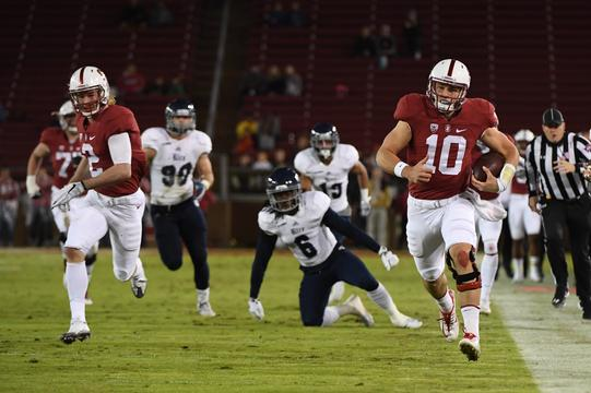 stanford football live score ncaa college football games