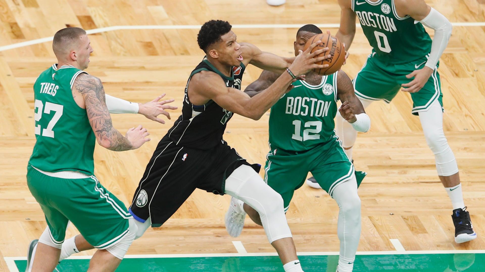 Celtics vs. Bucks odds, line: NBA picks, top predictions from model on 44-30 run