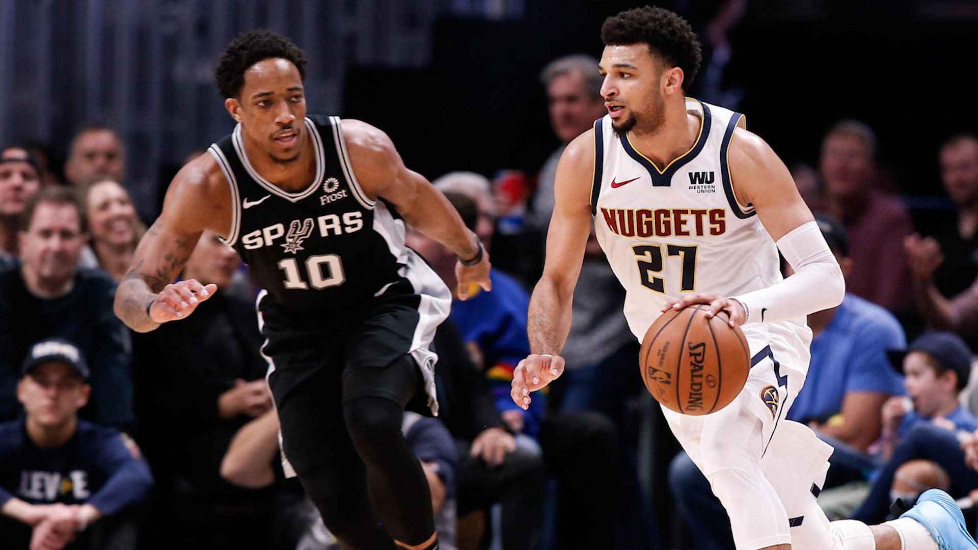 2019 NBA Playoffs: Watch Spurs vs. Nuggets Game 3, series schedule, results, TV channel, live stream, odds, matchups