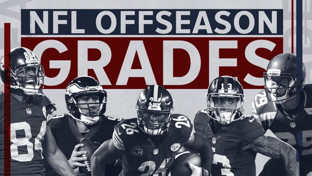 Grading each NFL team's offseason moves so far