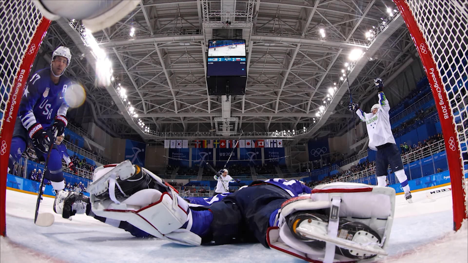 Winter Olympics highlights: Mikaela Shiffrin wins gold; Team USA hockey falls to Canada