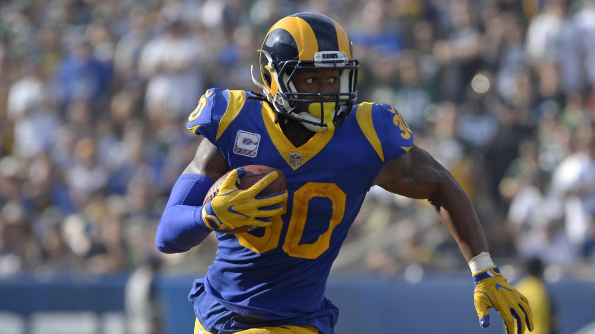Fantasy Football: Five big NFC questions highlighted by projections include Ezekiel Elliott and Todd Gurley