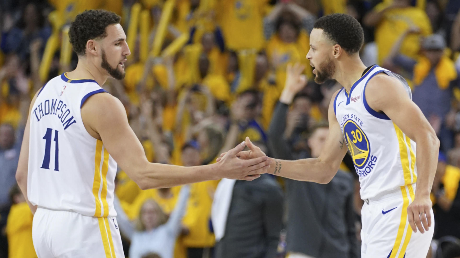 Clippers vs. Warriors: Most telling part of Stephen Curry's unreal Game 1 performance is that not a soul was surprised