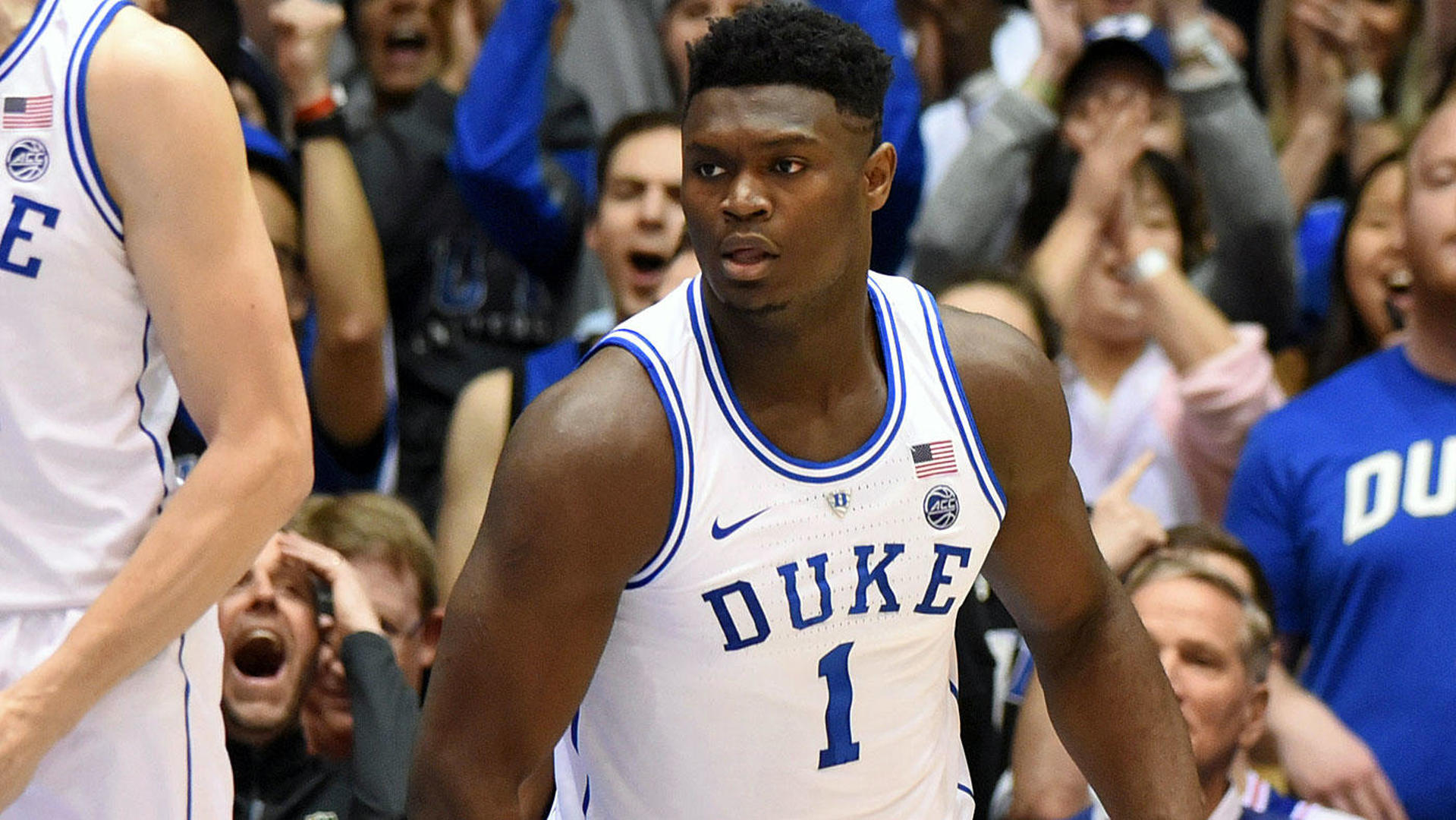 Duke's Zion Williamson claims he gained 100 pounds in two years during high school