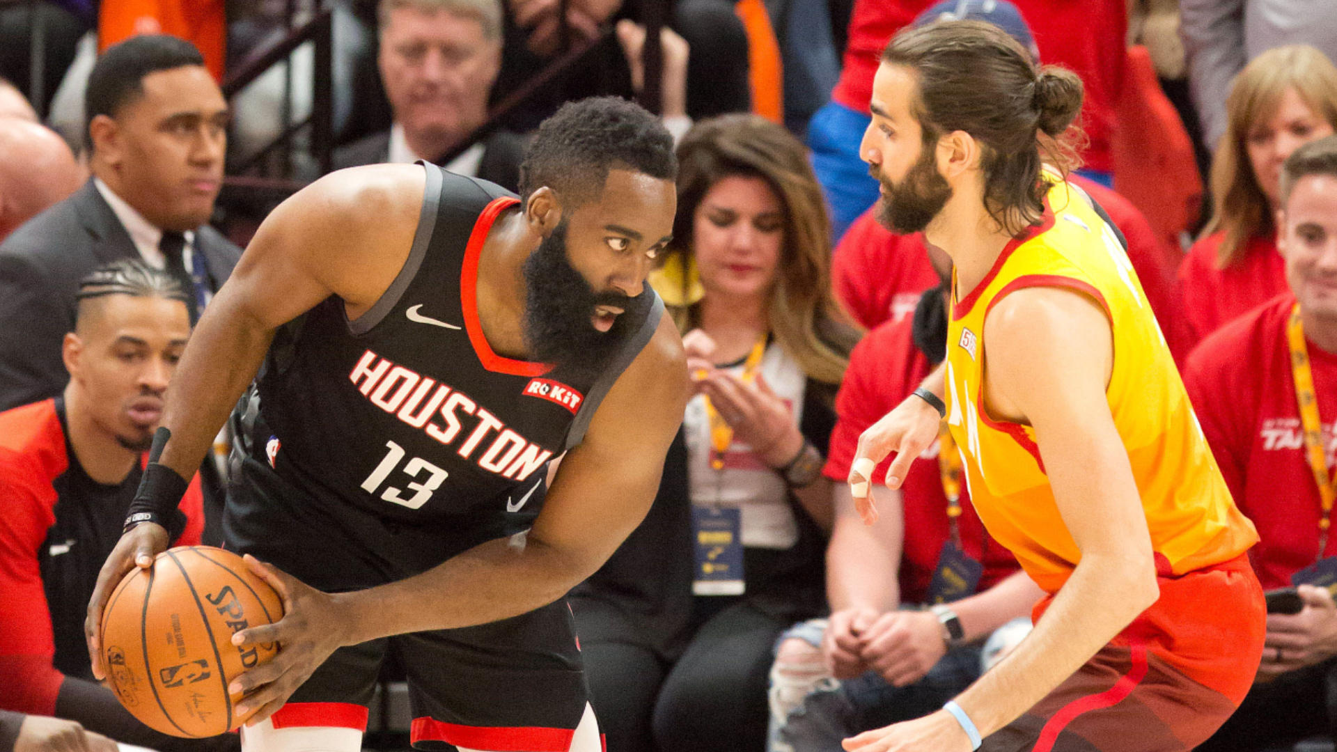 NBA playoffs scores, highlights: Bucks, Rockets look for series sweeps while Pistons, Jazz try to stave off elimination