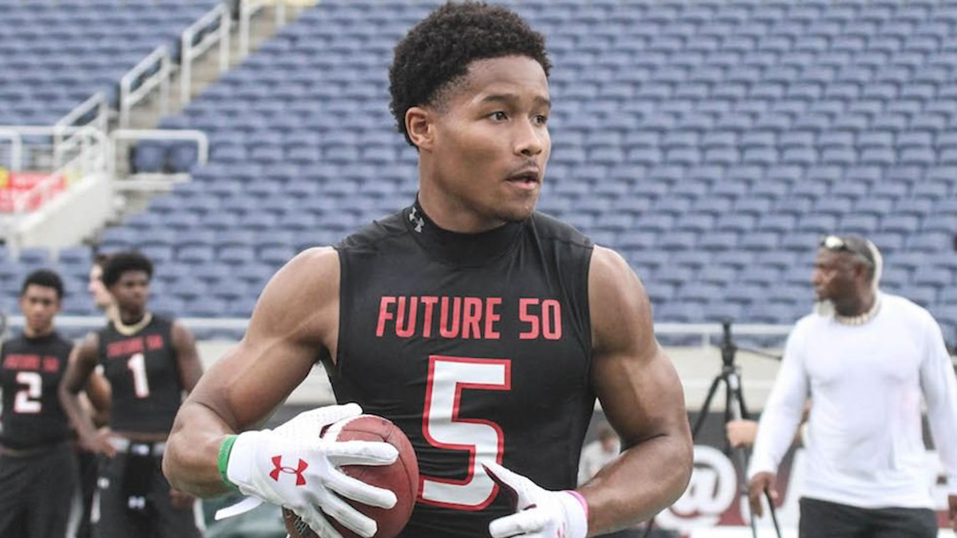 Four-star running back Chris Tyree latest commit in Notre Dame's 2020 class