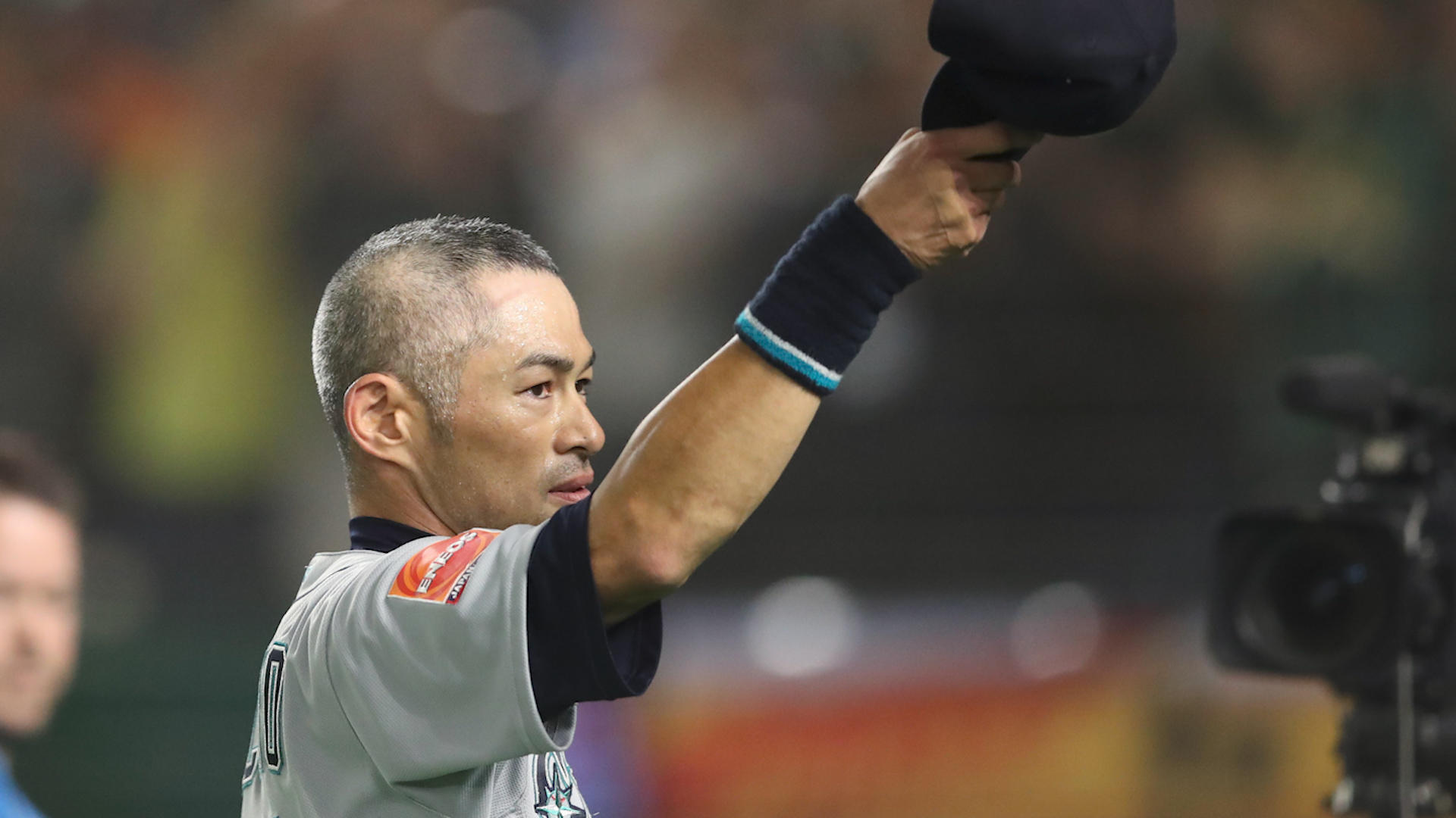 Ichiro Suzuki retires following Mariners series in Japan: 'I have achieved so many of my dreams in baseball'