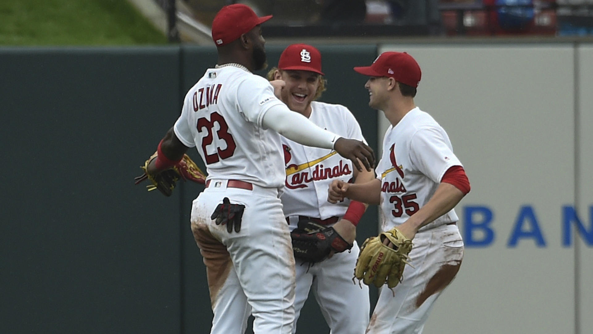 The Cardinals haven't been bothered by one of baseball's toughest schedules to start 2019