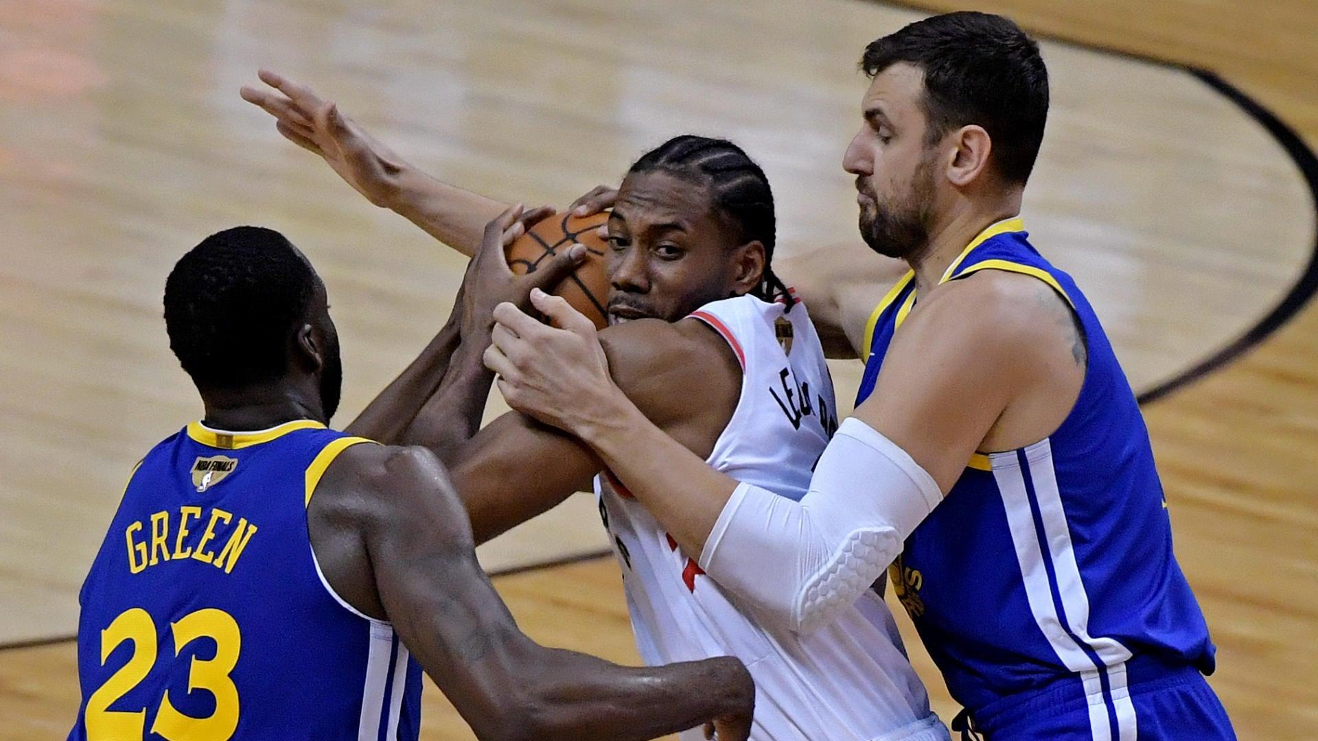 2019 NBA Finals: Warriors claim most impressive win of postseason in Game 2 comeback against Raptors