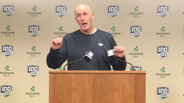 Packers interim coach Philbin on challenge of Bears