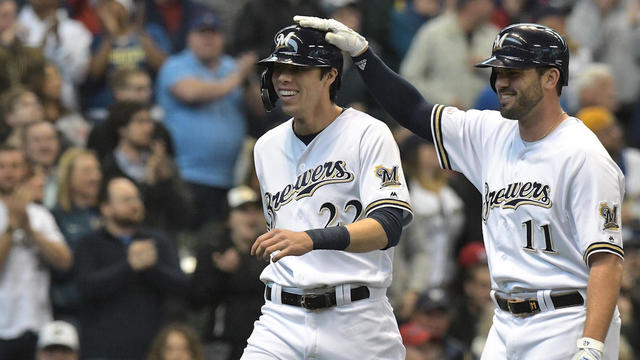 b0a7fadd9 MLB  Milwaukee Brewers  Yelich s Chances At Back-To-Back MVPs - Video -  CBSSports.com