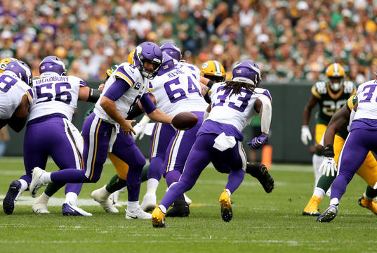 Highlights: Vikings at Packers