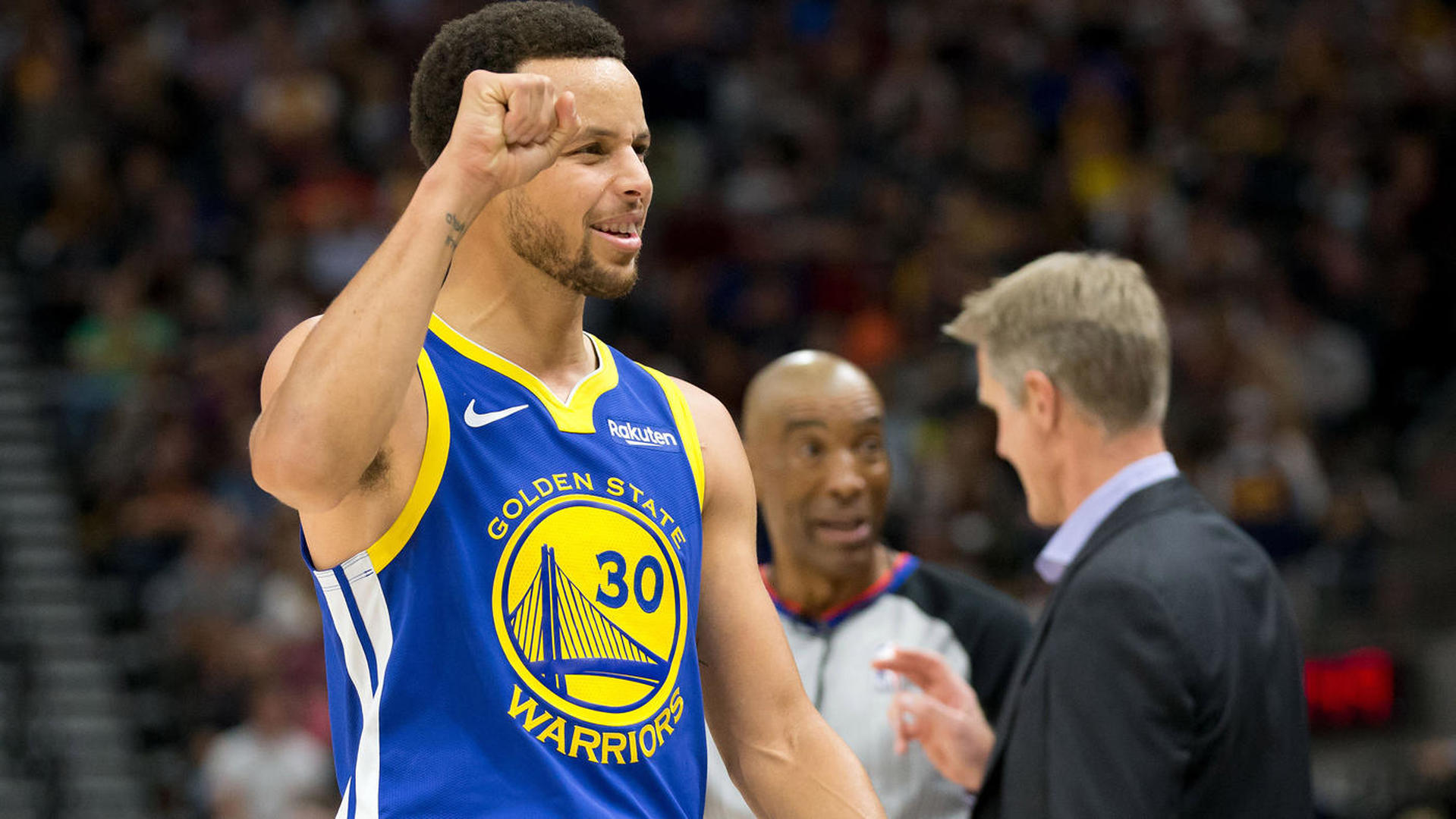 Stephen Curry signs on to produce 'Emanuel' documentary on Charleston church shooting