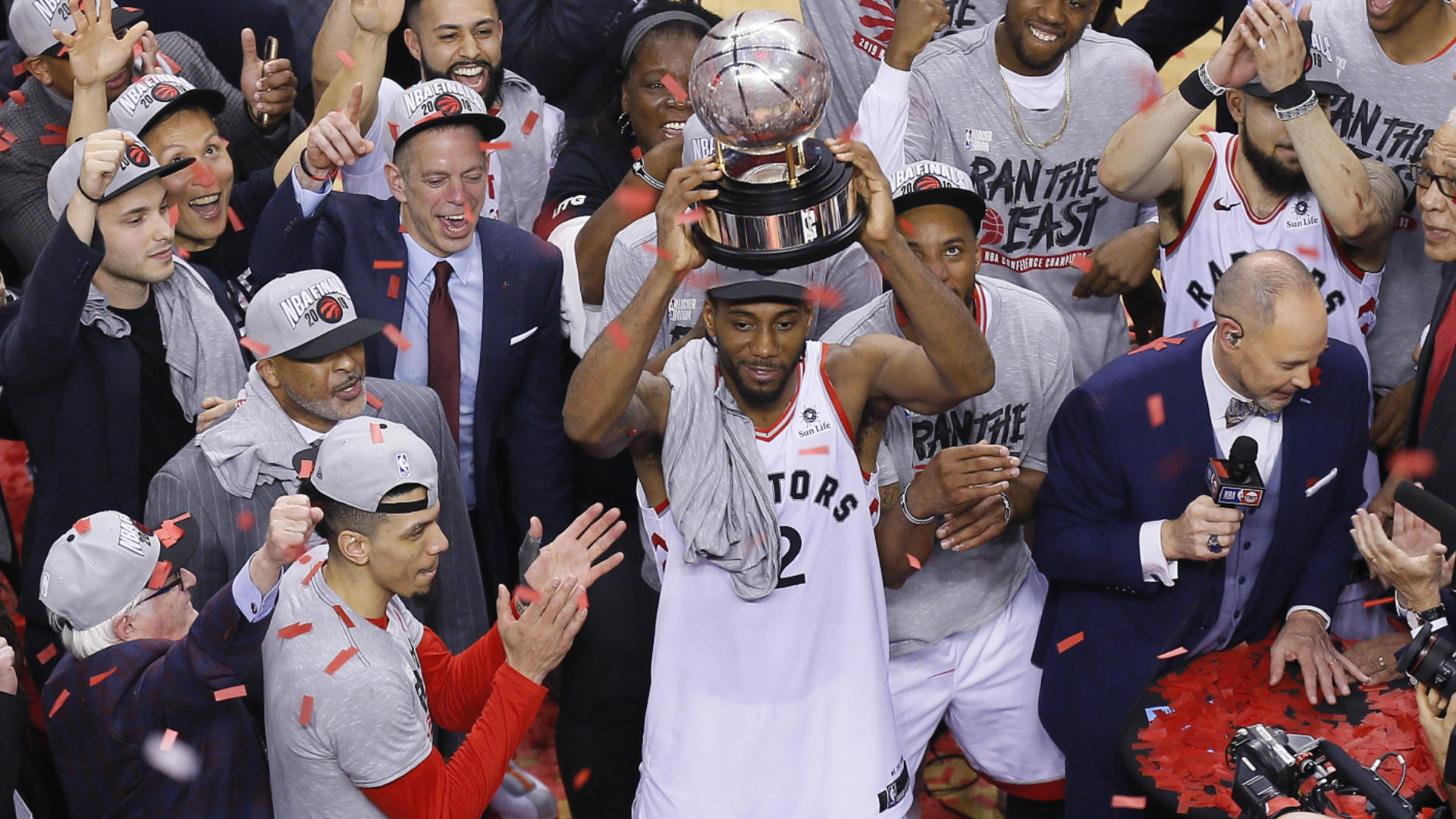 NBA Playoffs 2019: Masai Ujiri's bold moves, starting with the Kawhi Leonard gamble, forever changed Raptors history