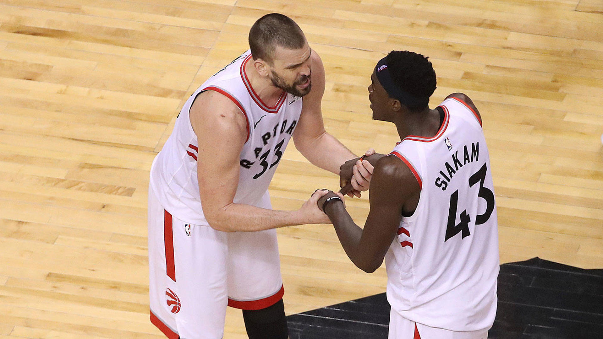 NBA Playoffs 2019: Ahead of Game 4, Bucks and Raptors argue over who has been worse