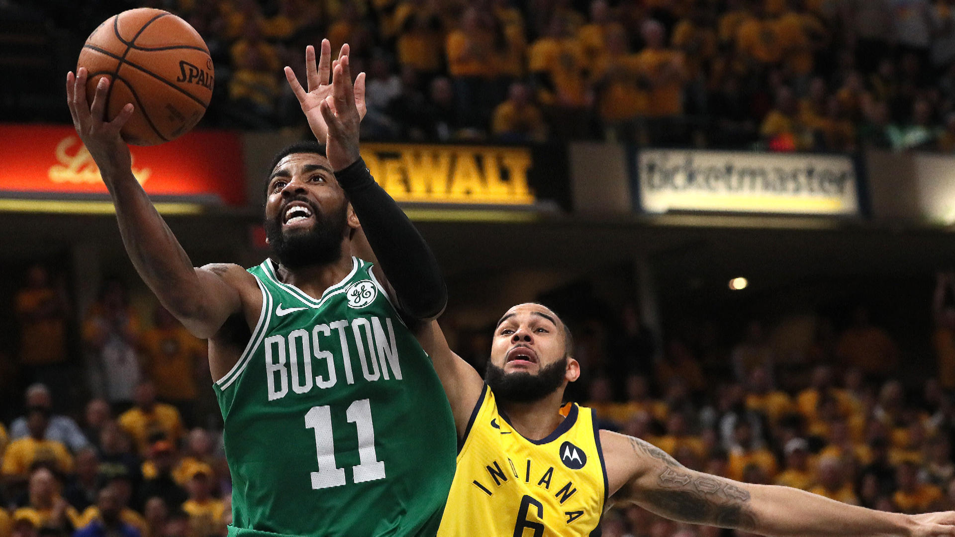 NBA Playoffs 2019: Celtics vs. Pacers odds, picks, Game 4 predictions from red-hot model on 77-62 roll