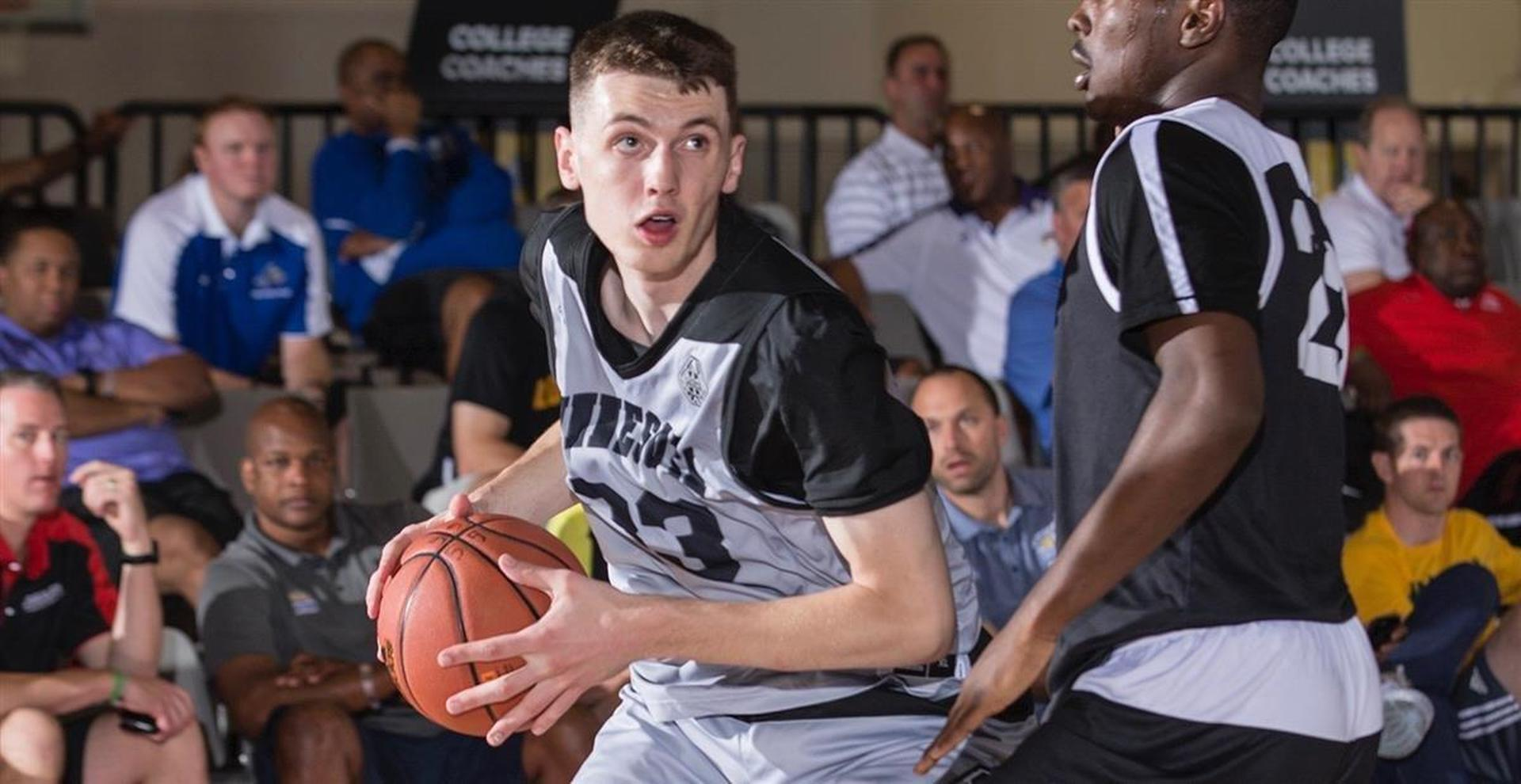 Matthew Hurt, the No. 8 recruit in the nation, commits to Duke over Kansas, Kentucky and UNC