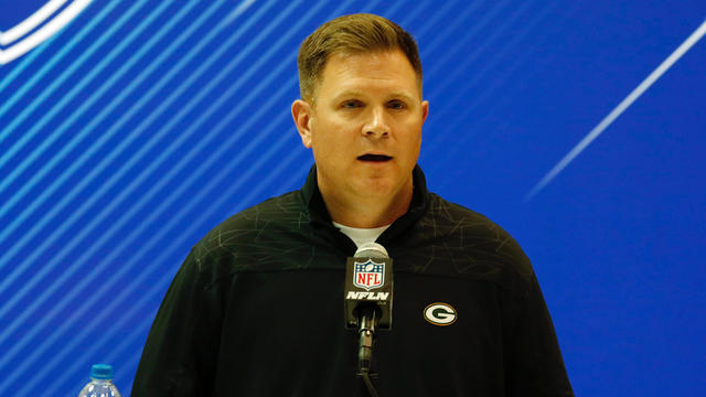 Packers GM Brian Gutekunst surprised to not have authority to hire/fire coach