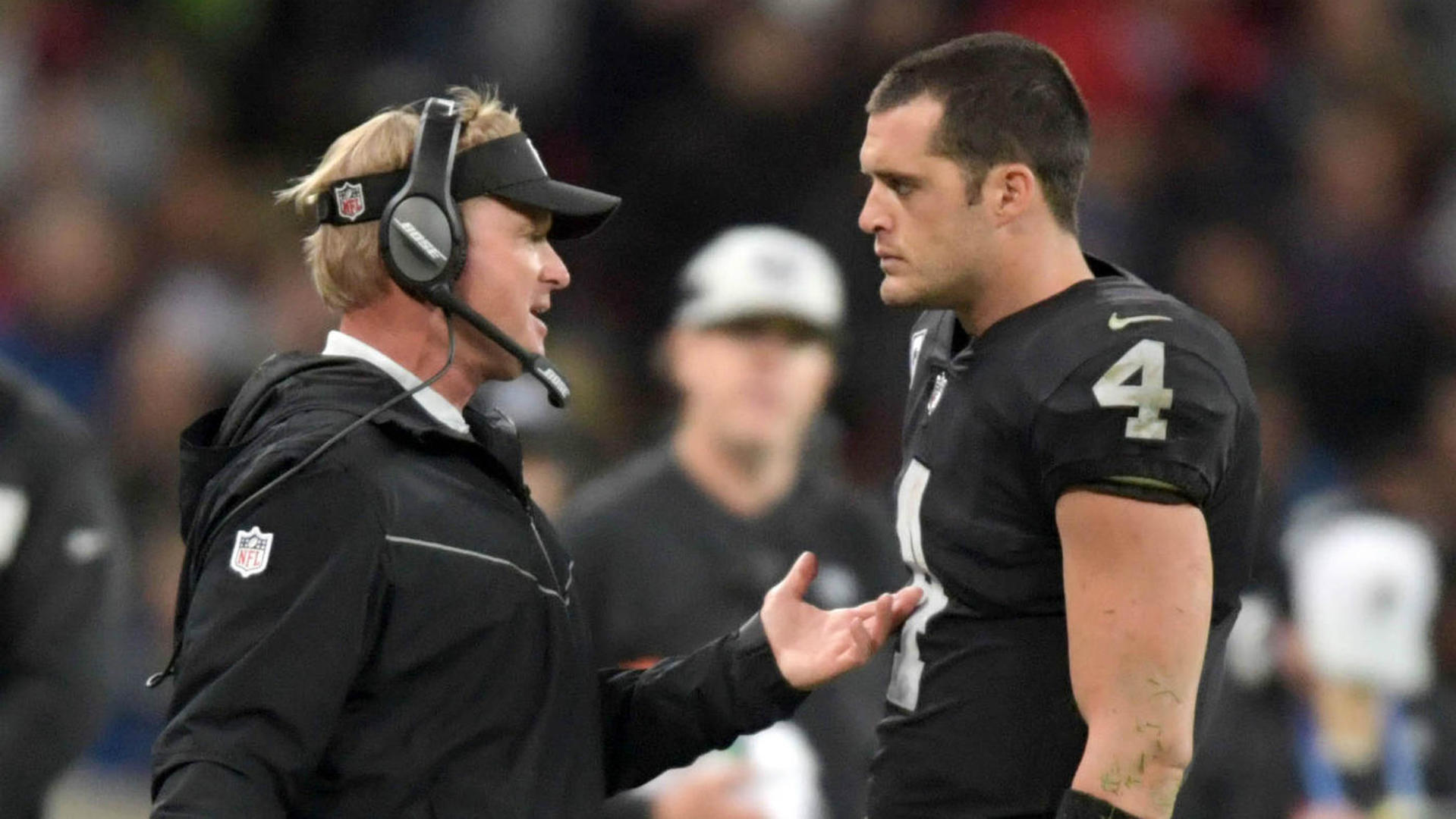NFL Trade Rumors: Raiders making everyone available, how Derek Carr could land with Giants